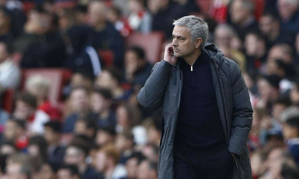 Mourinho: United in period of transition
